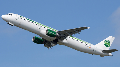 D-ASTV - Airbus A321-211 - Germania