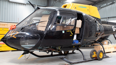G-BXHB - Eurocopter AS 350BA Ecureuil - Private