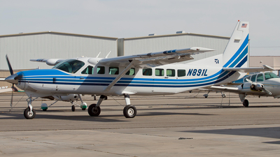 N891L - Cessna 208B Grand Caravan - Private