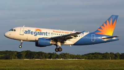N328NV - Airbus A319-111 - Allegiant Air