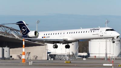 D-ACNT - Bombardier CRJ-900LR - Lufthansa CityLine
