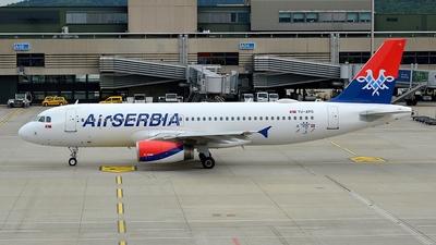 YU-APG - Airbus A320-232 - Air Serbia