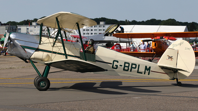 A picture of GBPLM - Stampe SV4C - [1004] - © AviaStar Photography