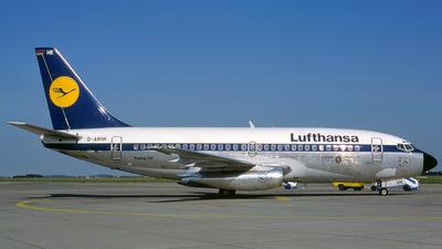 D-ABHK - Boeing 737-230(Adv) - Lufthansa