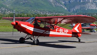 F-BLHP - Piper PA-18-150 Super Cub - Private