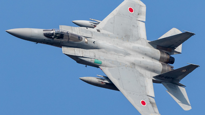 62-8876 - McDonnell Douglas F-15J Eagle - Japan - Air Self Defence Force (JASDF)