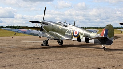 G-ASJV - Supermarine Spitfire Mk.XI - Private