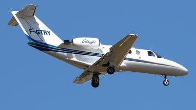A picture of FGTRY - Cessna 525 CitationJet CJ1 - [5250359] - © BaszB