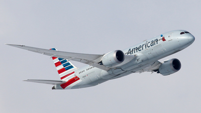 A picture of N811AB - Boeing 7878 Dreamliner - American Airlines - © BaszB