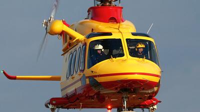 I-ROAV - Agusta-Westland AW-139 - Babcock Italia