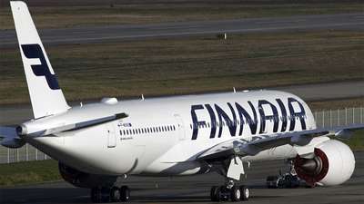 F-WZNE - Airbus A350-941 - Finnair