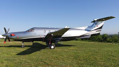 A picture of HBFPY - Pilatus PC12/47 - [685] - © Monica De Guidi