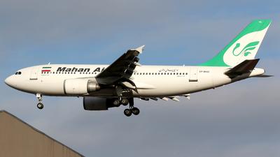 EP-MHO - Airbus A310-304 - Mahan Air