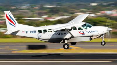A picture of TIBGB - Cessna 208B Grand Caravan EX - Sansa - © Alfredo La Red