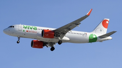 A picture of XAVIF - Airbus A320271N - VivaAerobus - © Mauri_0307