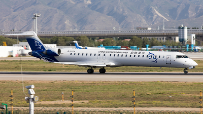 B-3378 - Bombardier CRJ-900LR - China Express Airlines