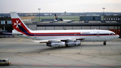 9H-AAO - Boeing 720-047B - Air Malta