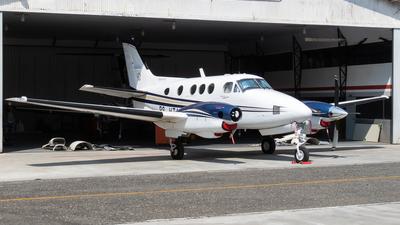 PS-HTA - Beechcraft E90 King Air - Táxi Aéreo Hércules