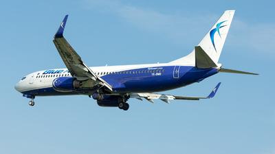 YR-BMD - Boeing 737-85F - Blue Air