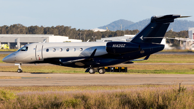 N142GZ - Embraer EMB-550 Legacy 500 - Private