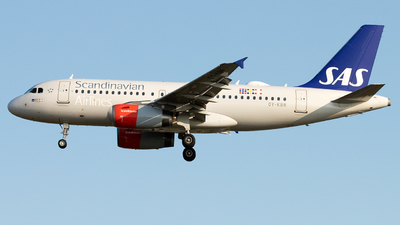 A picture of OYKBR - Airbus A319131 - SAS - © Martin Mortensen