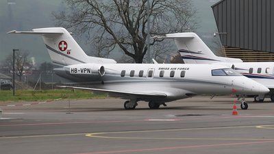 HB-VPN - Pilatus PC-24 - Pilatus Aircraft