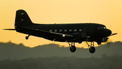 YS-53C - Douglas C-47A Skytrain - Aeroclasicos El Salvador