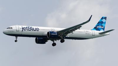 N2047J - Airbus A321-271NX - jetBlue Airways