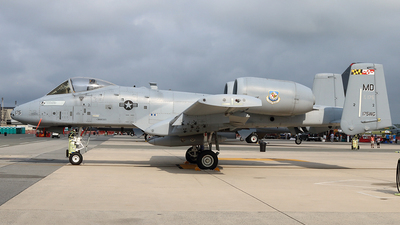 79-0175 - Fairchild A-10C Thunderbolt II - United States - US Air Force (USAF)