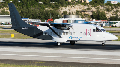 A picture of N4498Y - Short SD360 - Air Cargo Carriers - © Martin Rogosz