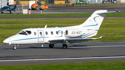 ES-NXT - Beechcraft 400A Beechjet - Fort Aero