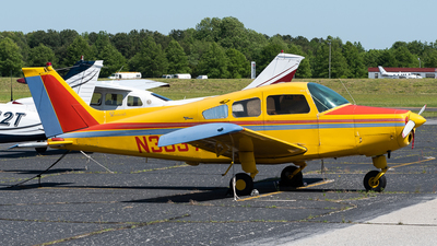 N3537R - Beechcraft A23 Musketeer - Private