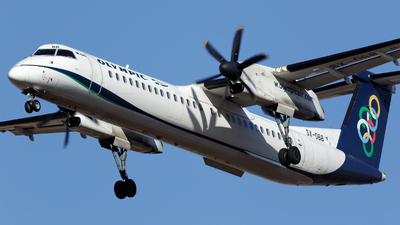 SX-OBB - Bombardier Dash 8-Q402 - Olympic Air
