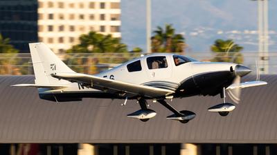 A picture of N14456 - Cessna 400 Corvalis TT - [41679] - © Alex Crail