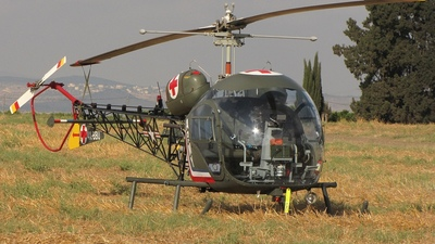 4X-BBU - Bell 47G - Private