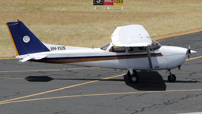 A picture of VHYUS - Cessna 172R Skyhawk - [17281235] - © Brenden