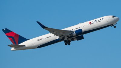A picture of N188DN - Boeing 767332(ER) - Delta Air Lines - © ne.planespotter