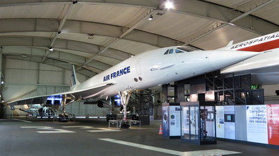 F-BTSD - Aérospatiale/British Aircraft Corporation Concorde - Air France