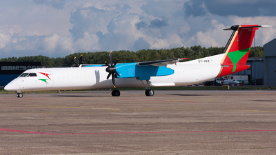 5Y-VVX - Bombardier Dash 8-Q402 - Bluebird Aviation