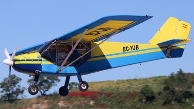 EC-YJB - Rans S-6 Coyote II - Private