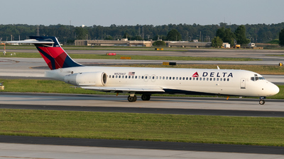A picture of N929AT - Boeing 717231 - Delta Air Lines - © Erik Goodfellow