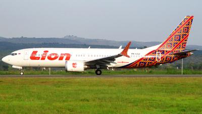 PK-LQJ - Boeing 737-8 MAX - Lion Air