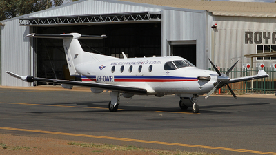 VH-OWR - Pilatus PC-12/47E - Royal Flying Doctor Service of Australia (Western Operations)