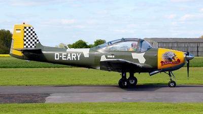 D-EARY - Piaggio P-149D - Private