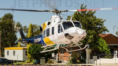 VH-LWI - Bell 412EP - Careflight
