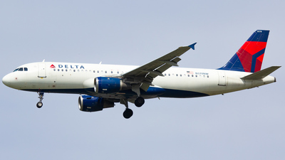 N378NW - Airbus A320-212 - Delta Air Lines
