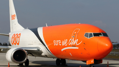 OE-IAT - Boeing 737-4M0(SF) - TNT Airways
