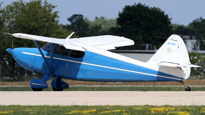 N97969 - Stinson 108-1 Voyager - Private