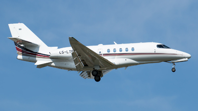 CS-LTE - Cessna Citation Latitude - NetJets Europe