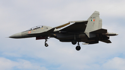 SB307 - Sukhoi Su-30MKI - India - Air Force